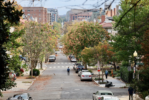 looking down 22nd St NW from the Spanish Steps | by Joe in DC