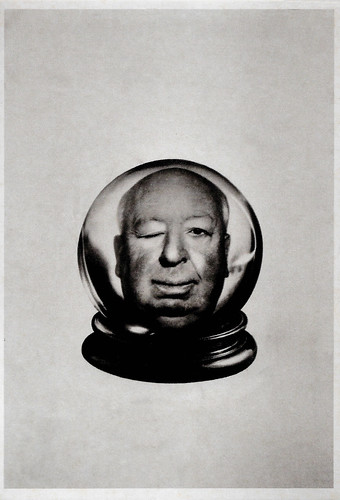 Alfred Hitchcock promoting Family Plot (1976)