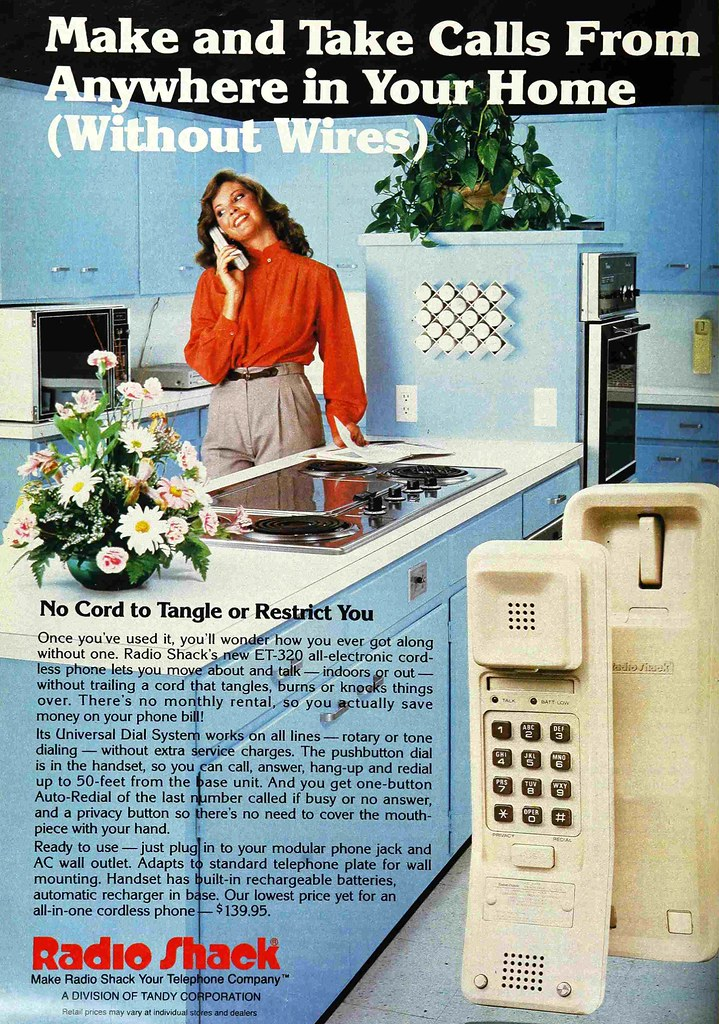 Radio Shack 1982