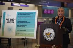 Gov, safe travels graphic