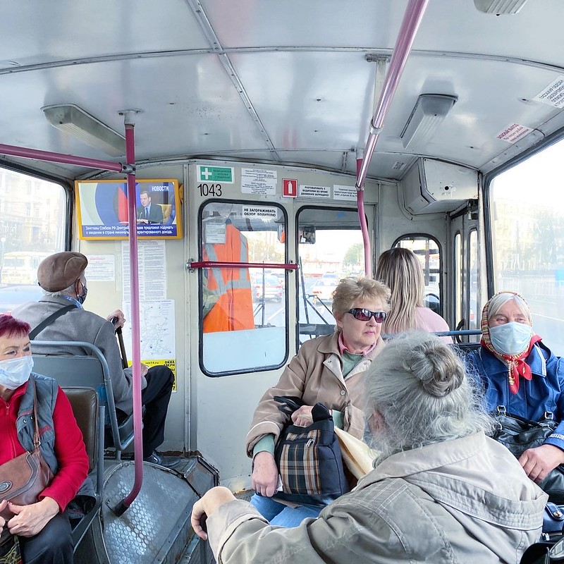 Пассажиры 2020 года
