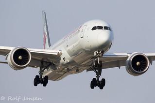 C-FGFZ Boeing 787-9 Air Canada Toronto Pearson Airport CYYZ 23.08-18