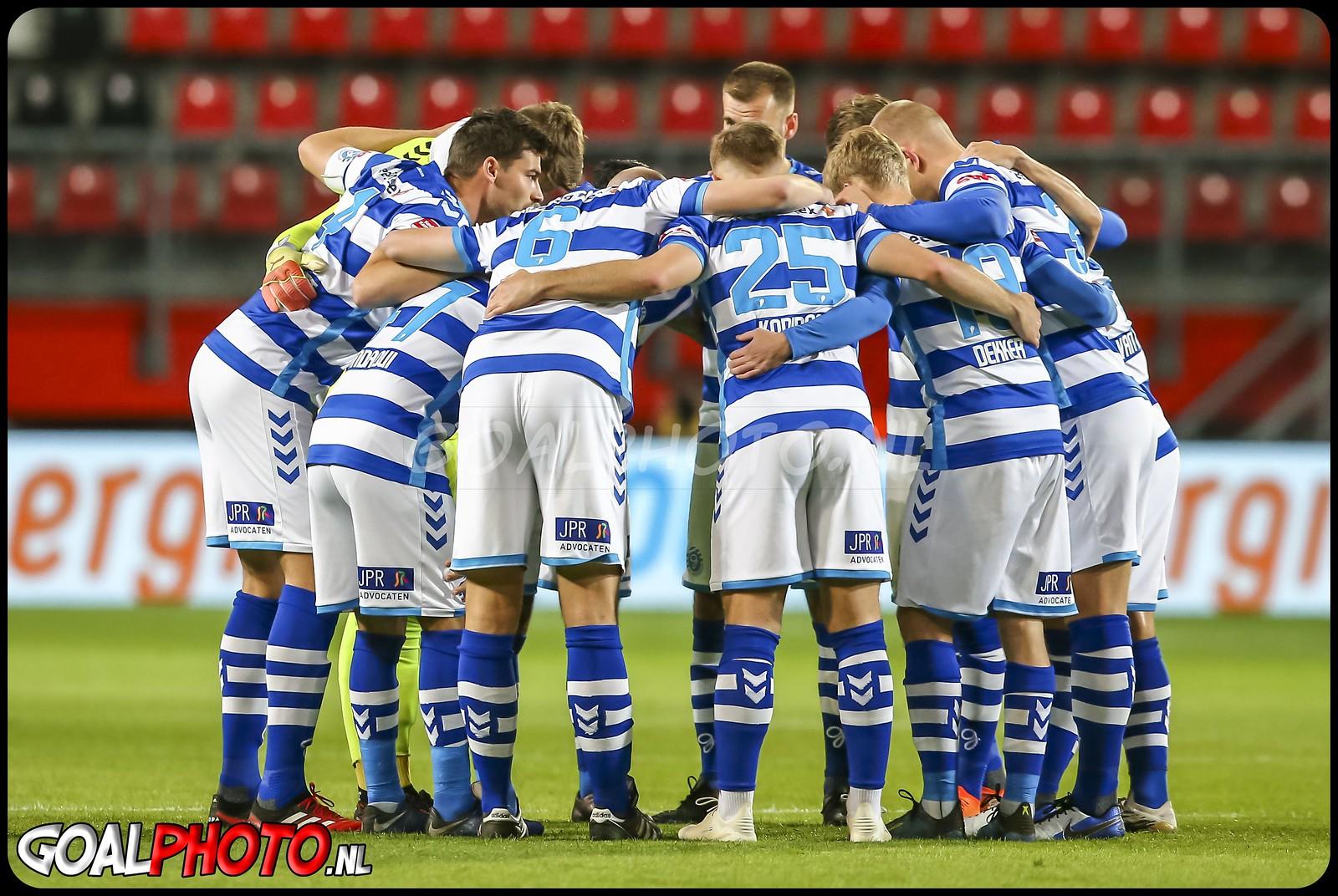 FC Twente - De Graafschap 27-10-2020