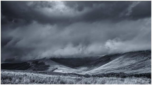 Across Glen Fruin