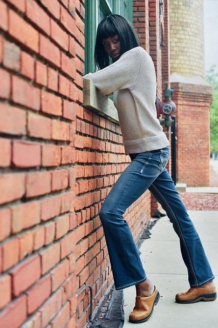 Josie Brick Wall 7