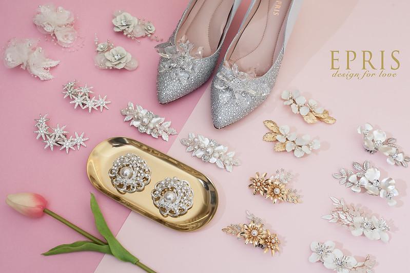 艾佩絲鞋夾 韓國 飾品