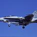 F-18B US Navy NJ 540 163104 VFA-125