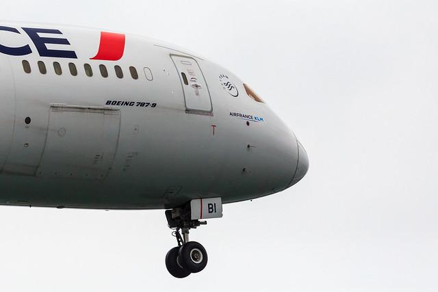 Air France KBOS