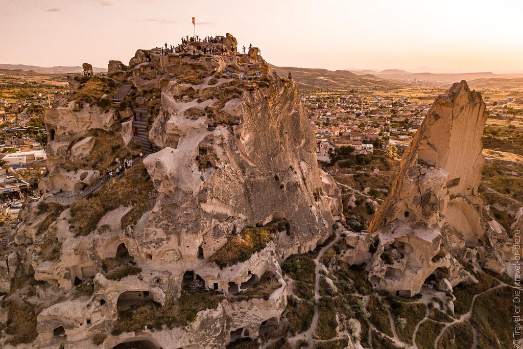 Uchisar-Castle-Turkey-mavic-0410