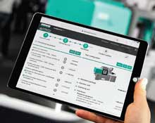 Machinery: arburgXworld, digitalisation increases production efficiency