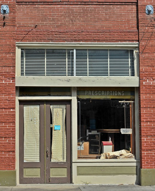 New Rexall Drugs Storefront - Opelousas, Louisiana