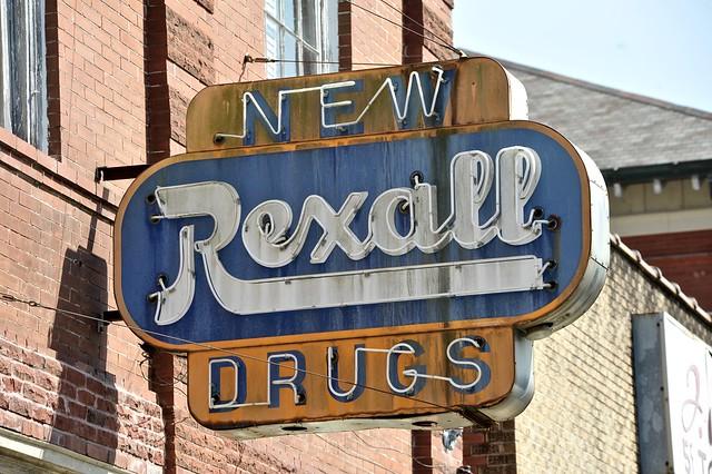 New Rexall Drugs - Opelousas, Louisiana