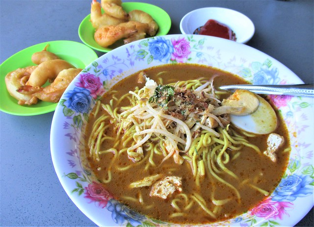 Sunny Cafe mee jawa special