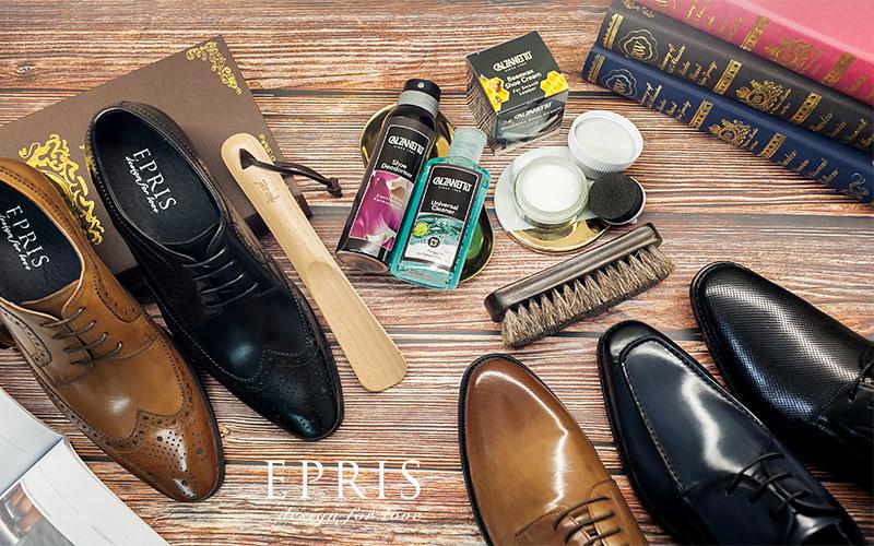 皮革保養 保養皮鞋