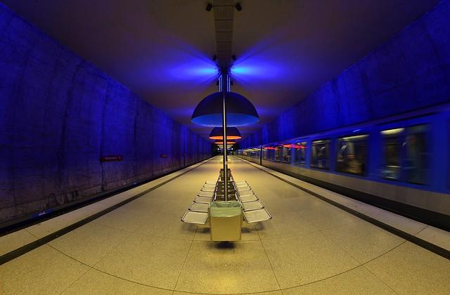 Munich - Subway Blues