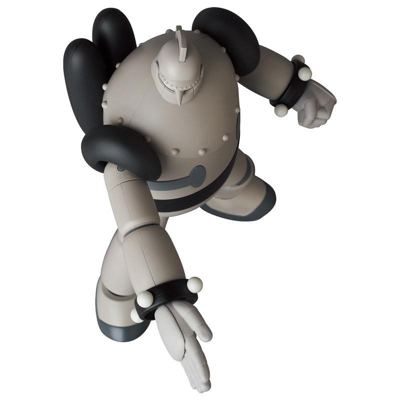MAFEX《鐵人28號》鐵人28號(B&W Ver.)可動人偶!元祖黑白配色歸來