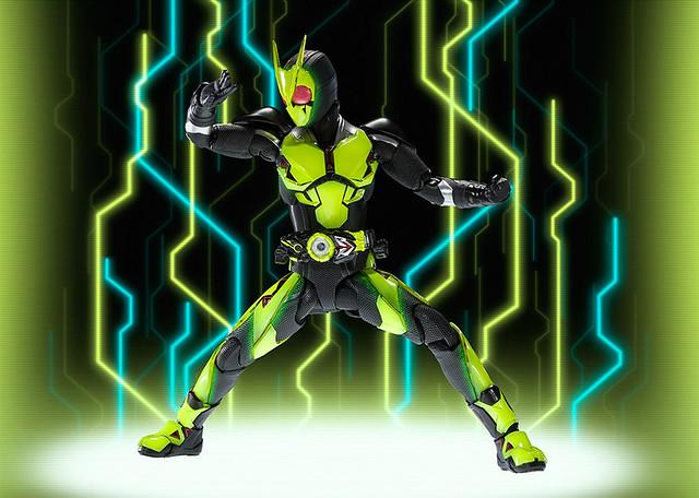 S.H.Figuarts 假面騎士ZERO-ONE 覺醒蝗蟲【TAMASHII NATION 2020 紀念商品】