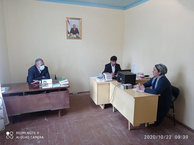 ГПП провела встречу с адвокатами Согда