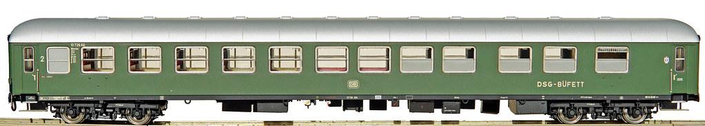 A.C.M.E. 52250 Abteil-/Küchenseite