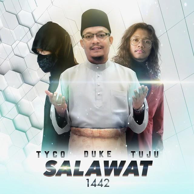 Tuju & Tyco Bergabung dengan Dato' Ustaz Kazim Elias dalam Lagu Salawat 1442