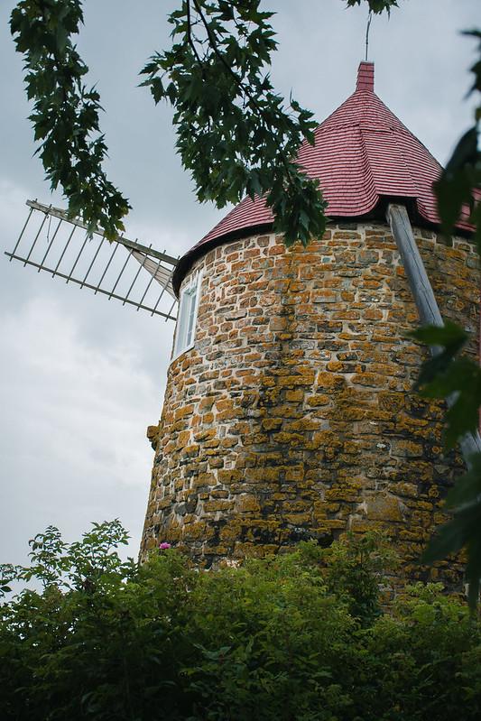 Isle-aux-Coudres, Moulins 4
