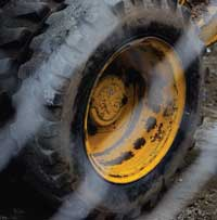 Green Rubber: Green measures to recalibrate the impact of tyres