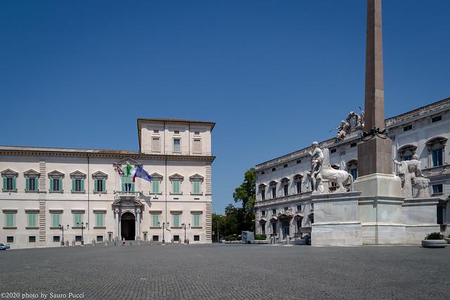 Roma -Luglio 2020-