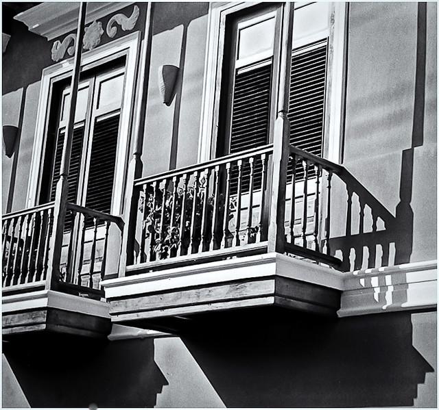 Balcón Sanjuanero (San Juan Balcony)