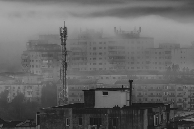 Urban fog