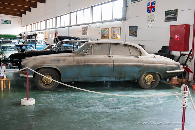 Jaguar Mark X - 1963