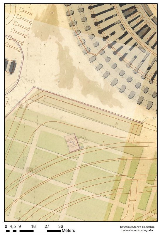 """ROMA ARCHEOLOGICA & RESTAURO ARCHITETTURA 2020: """"Belvedere naturale - Lavori di restauro delle aree a verde limitrofe al Colosseo."""" Virginia Raggi / Facebook (27/10/2020). S.v., C.d.R. [in PDF] (01/2019), MiBACT (07/2013) & NYT (15 07 1959): 6."""