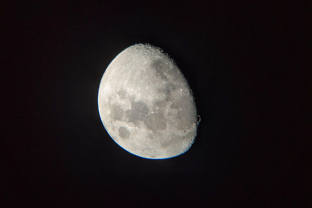 The Moon, 26th October 2020