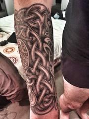 Irish Tattoos Designs Ideas #10