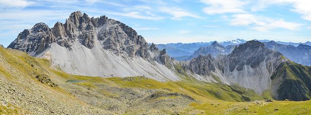 Seejöchl, Stubaier Alpen