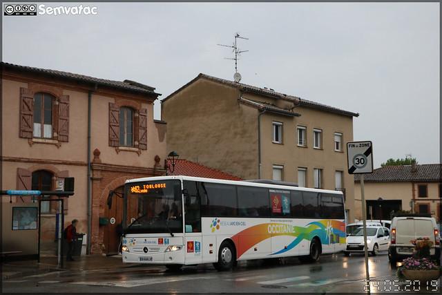 Mercedes-Benz Intouro – RDT 31 (Régie départementale de Transport de la Haute-Garonne) / liO (ex – Arc-en-Ciel)