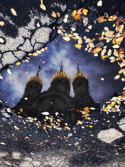 Herbstbild.