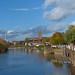 Autumn Sunshine in Worcester