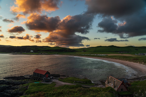 scotland bay dunaverty southend kintyre mullofkintyre seascape clouds beach sunset sony a7r3 24105mm argyll