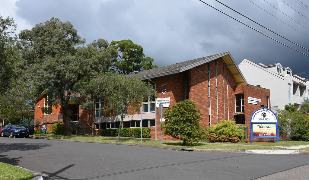 Uniting Church, Epping West, Sydney, NSW.