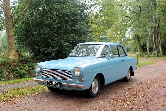 1962 Ford Taunus 12M P4
