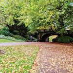 Autumn at Miller Park, Preston