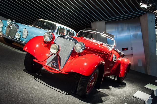 Mercedes 230 S Geländesportwagen - 1939