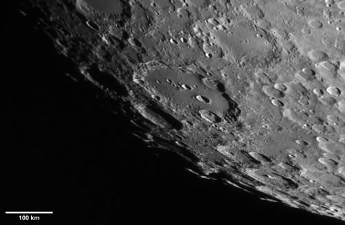 Searching for Water Around Clavius (26/10/20) | by Ariel Cappelletti