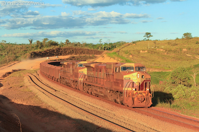 Vale S.A. Estrada de Ferro Carajás.