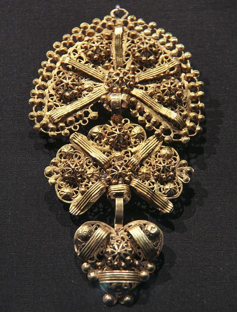 Spain, Santiago, 1800-70, gilded silver