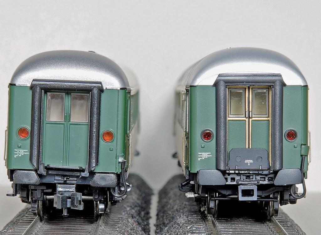 ROCO & ACME Wagenköpfe
