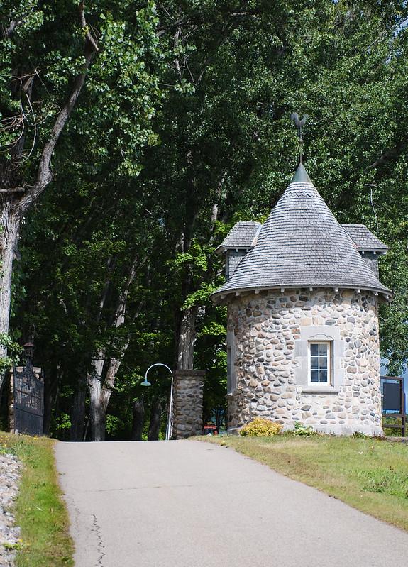 Saint-Irénée, Domaine Forget 1