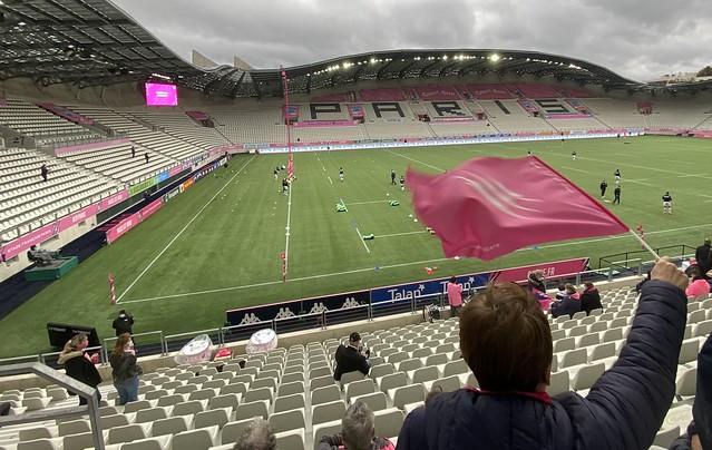 Stade vs Racing - 24 octobre 2020