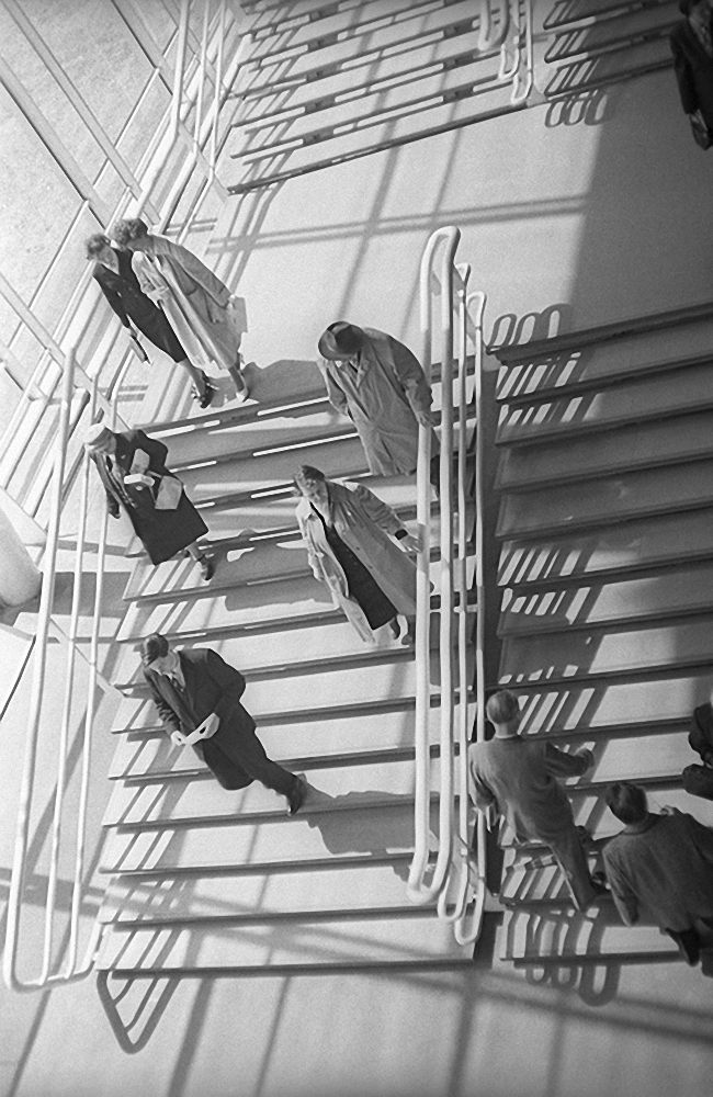 1967. Павильон № 20 «Химическая промышленность» на ВДНХ.