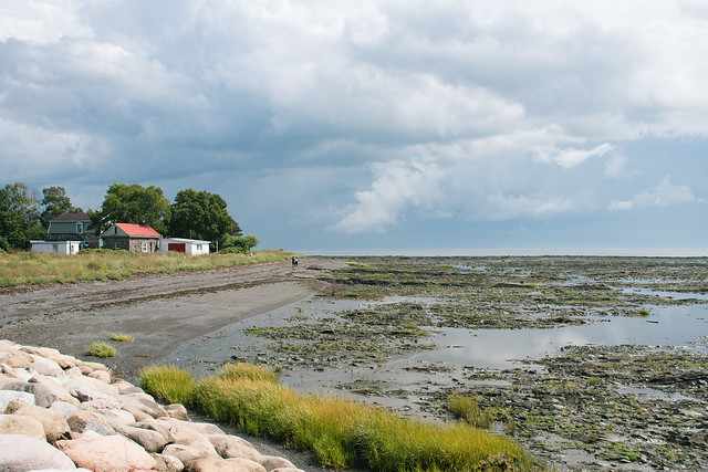 Isle-aux-Coudres, Halte municipale